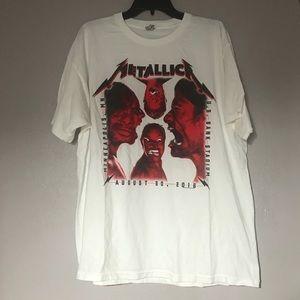 Other - Metallica 16 tour shirt
